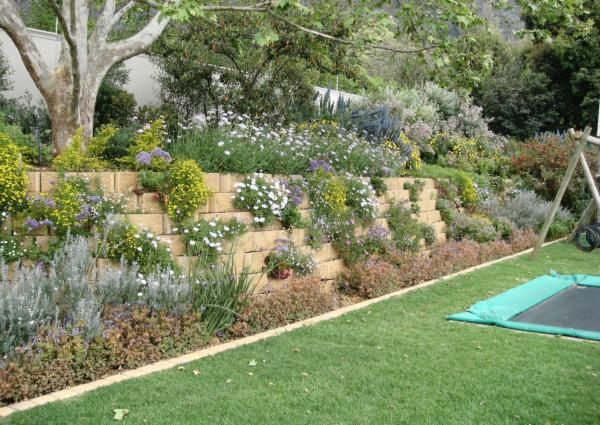 Take Advantage Of A Hillside To Create An Attractive And Eco Friendly Garden  With These Tips From Kay Montgomery.