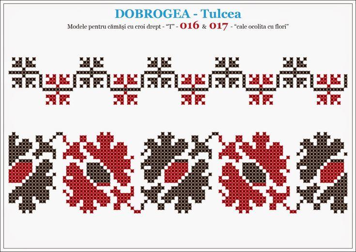 Semne Cusute: din DOBROGEA