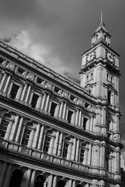 The old post office building in Melbourne.