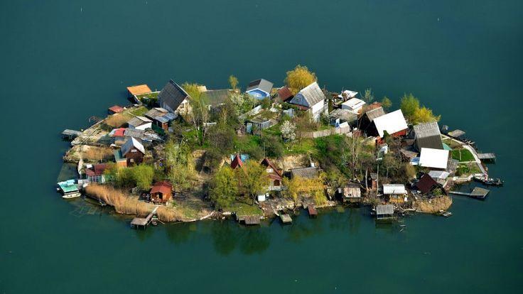 Mo. mesébeillő szigetcsoportja