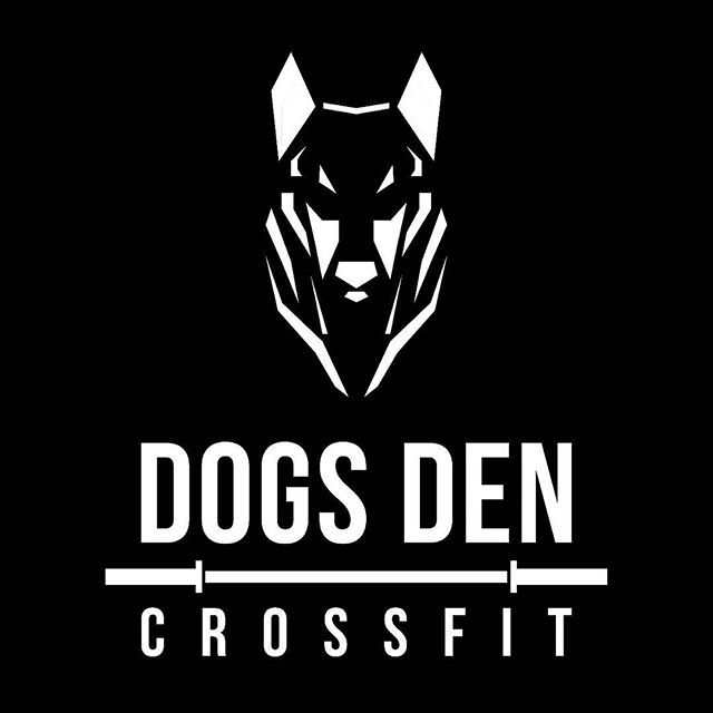 Dogsdencrossfit On Instagram This Is Our New Official Logo Huge Thank You To Sketchpipe For Helping Us Create And Perfect Disenos De Unas Logotipos Grafico
