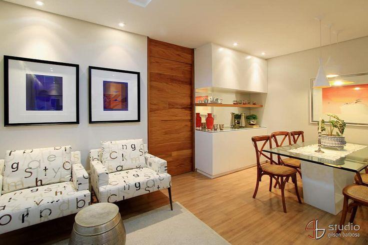 Salas de estar e de jantar: arte por camila tannous architecture & interiors   – Home