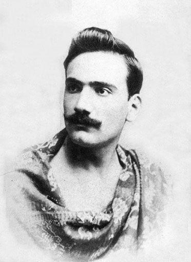 Enrico Caruso, cantante de ópera napolitano