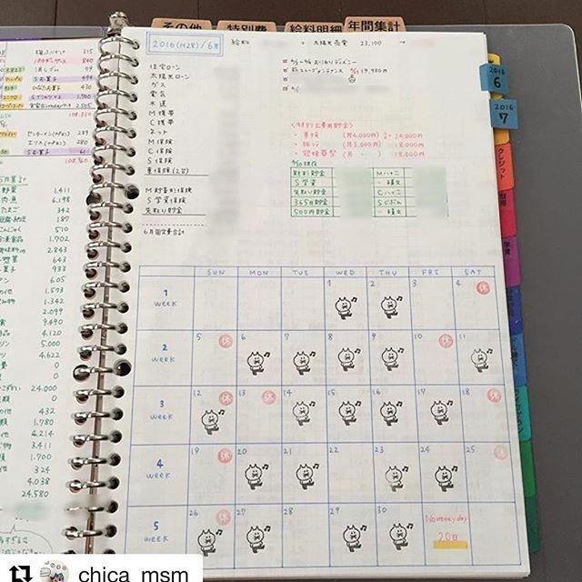 家計簿pic🗒 ・ ・ 銀行で通帳記帳してきて6月分〆ました。 左側にチラッと見えてるように残りスペースに食費などの細かい集計も書き出しました。 (これは5月分) 今んとこ1枚で1ヶ月分収まるので集計スペースはギリギリですが…😅 ・ ・ 6月はノーマネーデー20日👍🏻✨ 旦那休みの日はお金使いがちだけど、お弁当持って公園行ったりなるべく使わないように😆 スーパーに行く回数も減らして娘の食費(お菓子、ジュース)も減らそうと頑張ったけど… 今月も高め😭💦 パパがいる日限定で食玩系を欲しがるので… まぁパパとの楽しみだしとは思うんだけど、あんまり食べない割に割高💦 体にもよくなさそうだしねぇ。 酒代も高めな我が家。 夫婦2人共、飲むのが好きなので(笑) やっぱり缶チューハイは高くつくからまた梅酒のパック買って割って飲もうかな🍸 ・ ・ でも今月は先月より生活費下げれて10万以内に収まった‼︎ 固定費も色々見直して少しだけど下がったし。 あとは保険代を年払いにしようか迷い中… 1回の出費はデカイけど絶対月々払うより安いしなぁ〜悩む。。。 ・ ・…