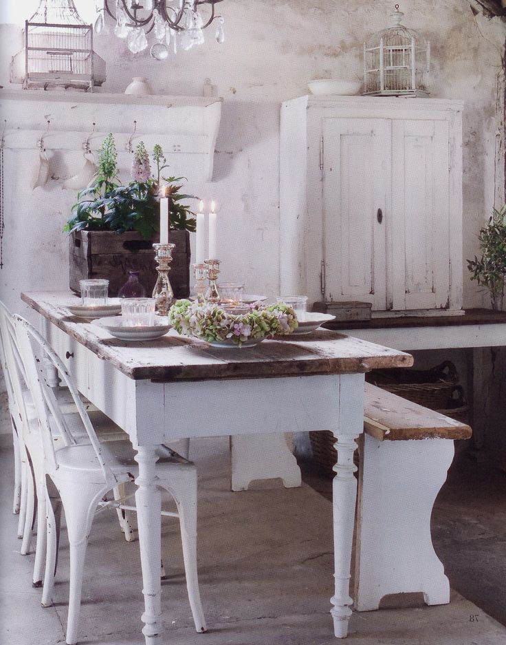 54 best Shabby Chic & Vintage Style images on Pinterest | Home ideas ...