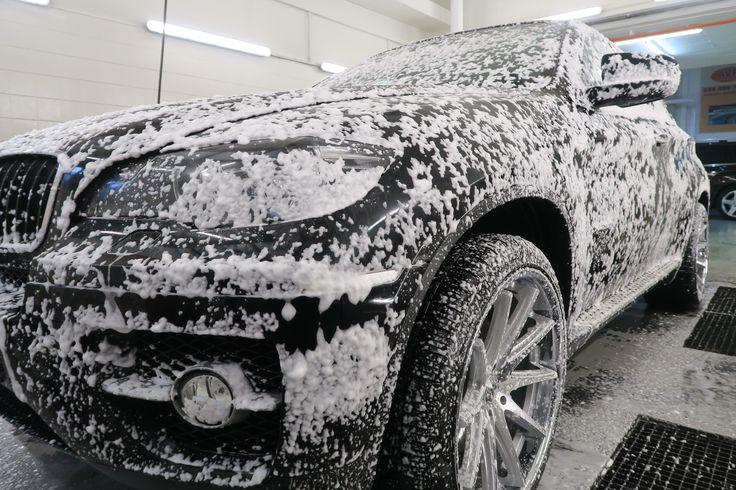 The best quality Handcarwash by AVP www.avp-autopflege.ch