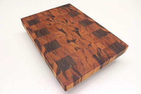 Tiger Wood and Walnut