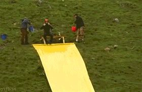 17 Jaw Dropping Stunts - GIF Stache - Funny Animated GIFs