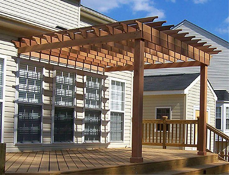 pergolaPergolas Design, Photos Gallery, Arbors Ideas, Backyards Decks, Italian Garden, Future House, Pergolas And Arbors, Backyards Ideas, Pergolas Ideas
