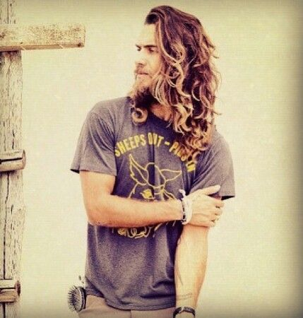 Justin Bobby. The only one wearing a shirt on my board but too hot not to repin!