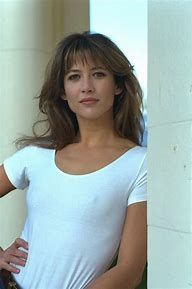Image result for sophie marceau young