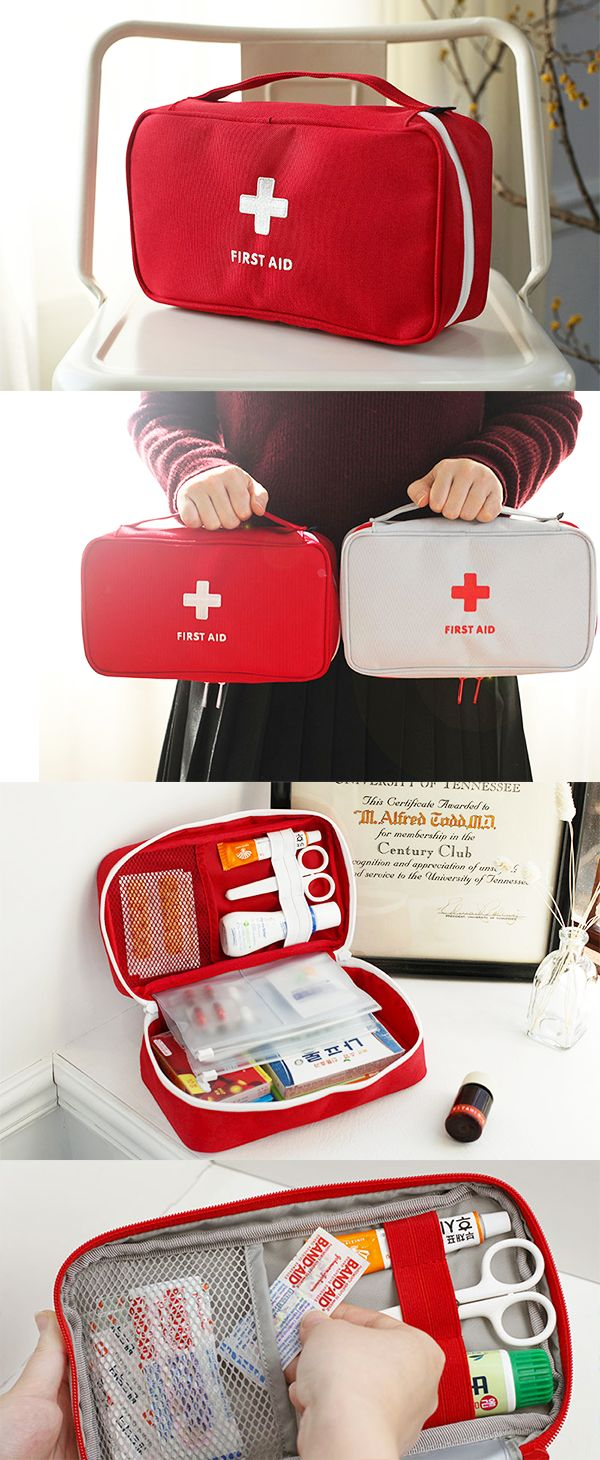 Definitely a must have for all! The Large First Aid pouch is the simplest way to organize all your health and wellness supplies. Something you didn't know you needed until now! It's spacious enough to easily store insulin pens, EpiPens, and thermometers while the many pockets are great for medicine and bandaids! The convenient design makes it ideal for dorms, classrooms, homes, camping, and travel, too. Everyone needs one! Get one for yourself and always be prepared for whatever comes your…