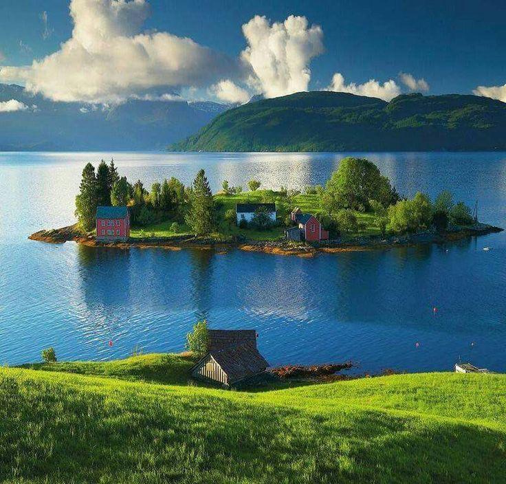 Hordaland,Norway.