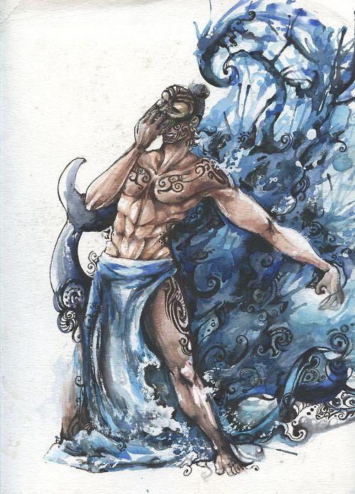 polynesian legends art - Google Search