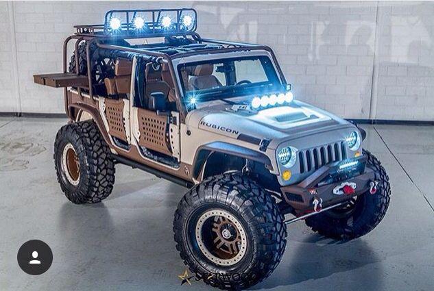 Starwood Motors Jeep Wrangler JK