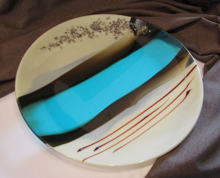 Platters and Trays | Judy Keen and JK Glass Works