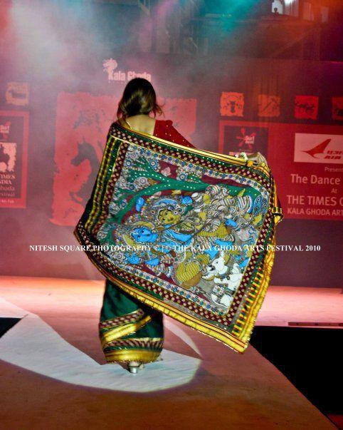 In Style-m: The Art and Craft of Kalamkari: Mora