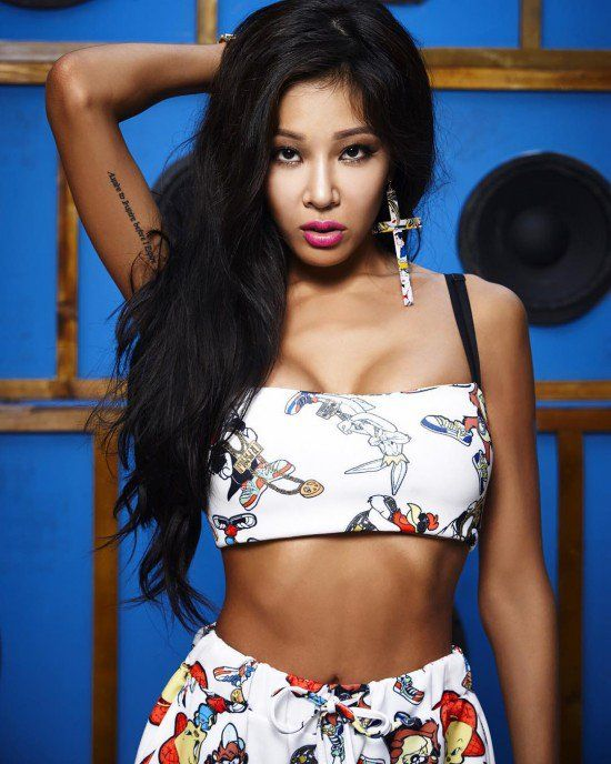 Jessi gets ready for 'SSENUNNI' with hot teaser images! | allkpop.com