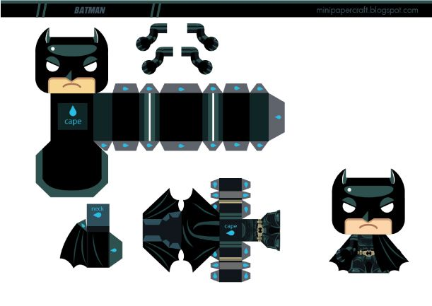 Printable Batman
