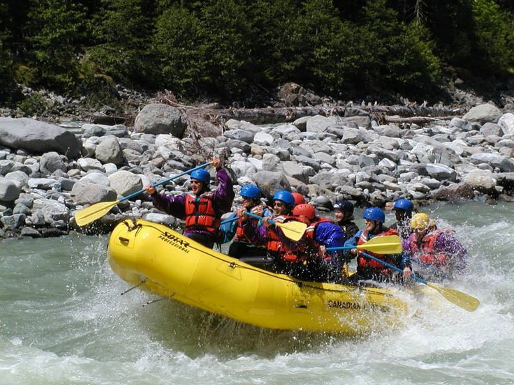 Mont Tremblant rafting on the Rouge River. Exilirating fun and adventure for the whole family !  Create memories of a lifetime in our exquisitely decorated, fully equipped resort home. Check Availability Now for Mont Tremblant Holiday Condo http://tremblantholiday.com/airbnb