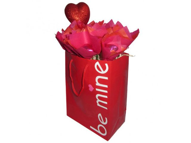 Be Mine at Chocolates Bouquets | Ignition Marketing Corporate Gifts