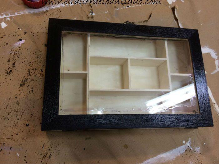 Técnicas para teñir y encerar la madera