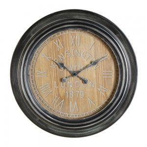 Maxi #reloj de 50x50 hoy 36,99€!! #home #hogar #estilo #deco #decoración #oferta hogaresconestilo.com