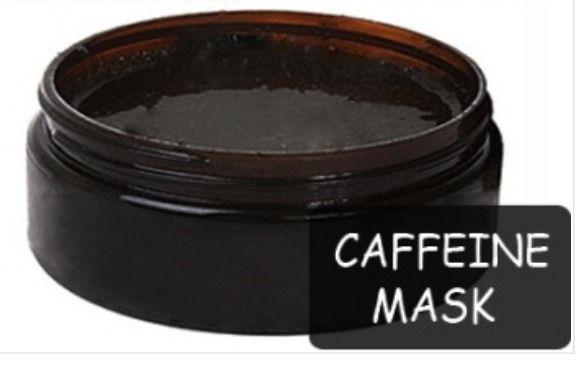 caffeine increases facial hair