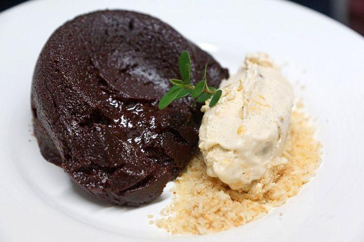 Chokladfondant med brynt smör & salt | Fridas Food