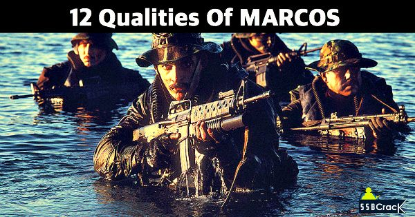 MARCOS, is the Special Forces unit of the Indian Navy created for conducting special operations in a maritime environment.