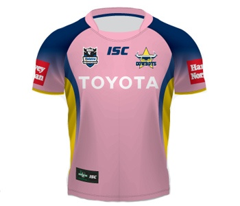 The 2012 Pink Jersey from @NQ Cowboys available for $150