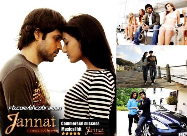 #Jannat is the best Bollywood movie ever ! 7 years of Jannat !