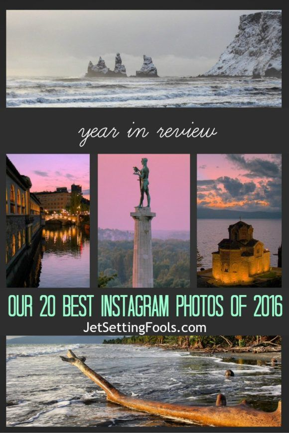In 2016, we explored new countries and revisited a few that we love. We rang in 2016 in the Netherlands, got a real dose of winter on a quick jaunt to Iceland in February and then completely thawed out with a five-month stint in Costa Rica. After a quick visit to the States, we took off for Europe in the middle of the summer…and have yet to leave. For five months, we've ventured through the countries of the former Yugoslavia before land in London for the Holidays.