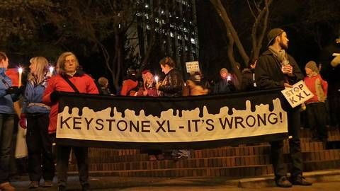 Goodbye Keystone XL! President Obama rejects pipeline project : TreeHugger
