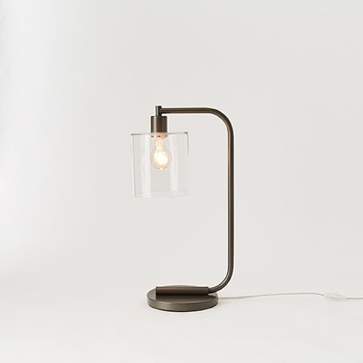 Lens Table Lamp #westelm