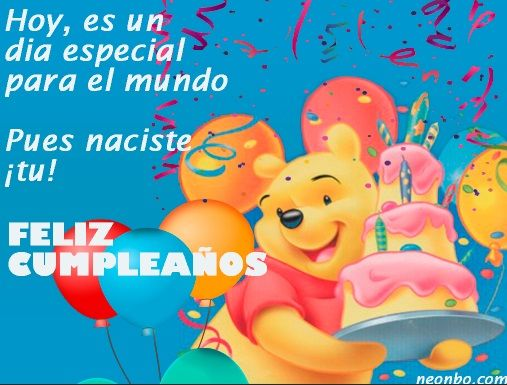 Imagenes de feliz cumpleaños para nuestro amor, familiares y amigos Feliz cumpleaños