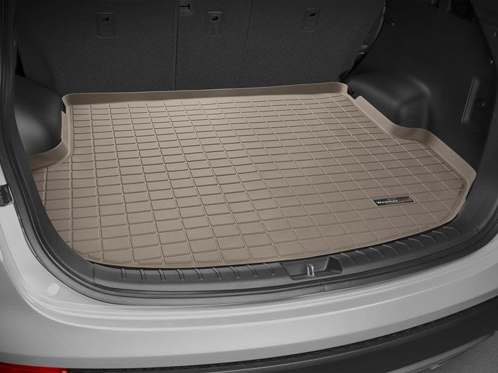 2017 Hyundai Santa Fe | Cargo Mat and Trunk Liner for Cars SUVs and Minivans | WeatherTech.com