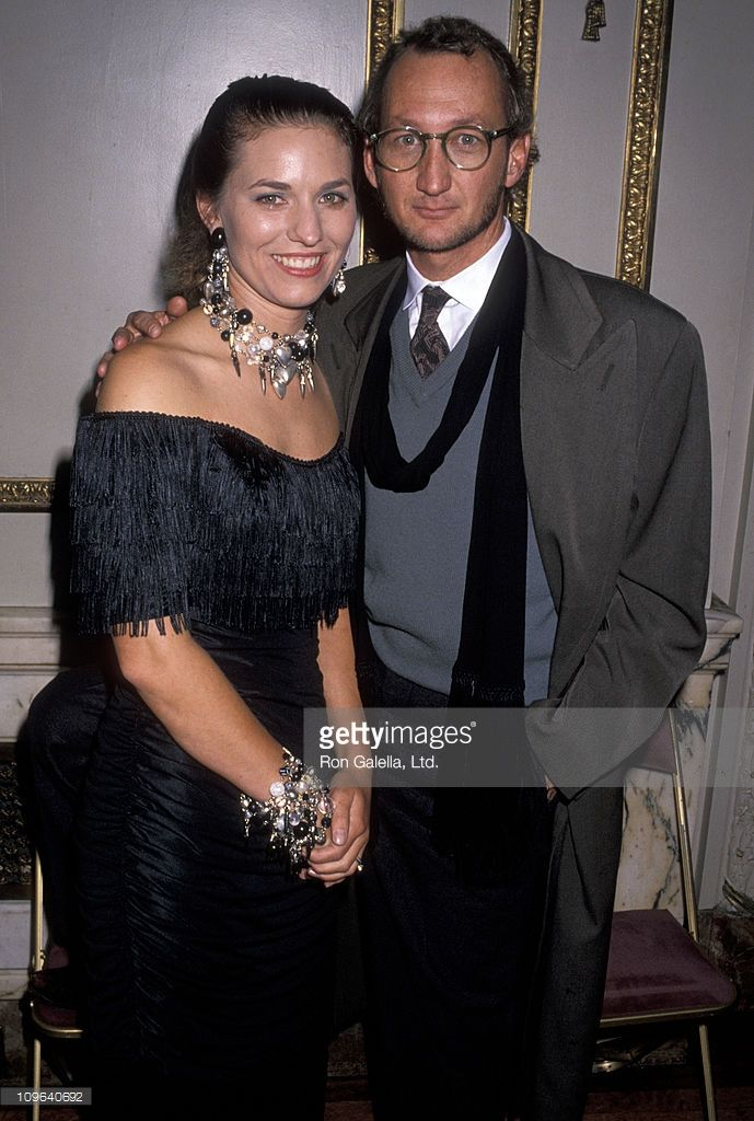 Nancy Booth and Robert Englund during 'Phantom of the Opera' New York City - After Party at Burden Mansion in New York City, New York, United States.