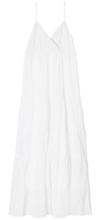 Gemo robe noire et blanche