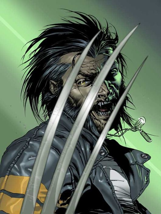 Wolverine - Gabriele Dell'Otto  ღ♥Please feel free to repin ♥ღ  www.unocollectibles.com