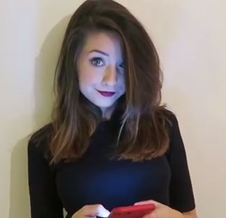 zoella new haircut cute