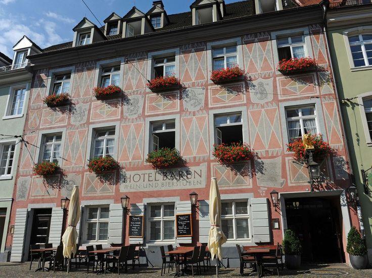 World's Oldest Hotels: Zum Roten Bären (Freiburg, Germany)