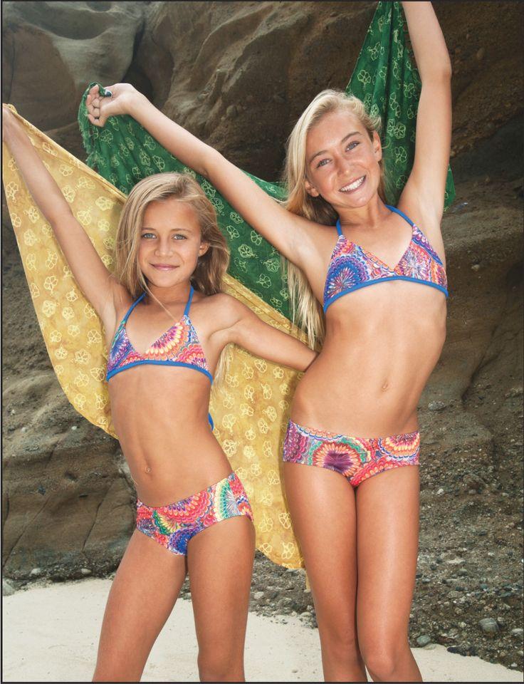 tidepool girls bikini