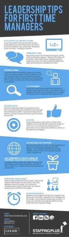 Tipos de liderazgo para jefes novatos #infografia #infographic #leadership