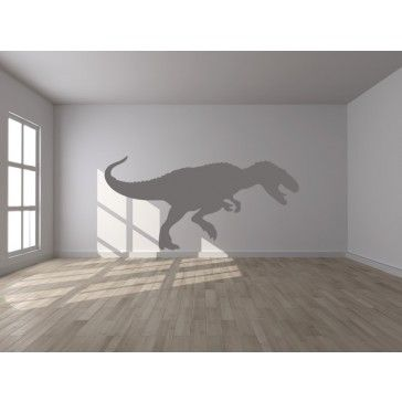 Tyrannosaurus Rex T Rex Dinosaurs Wall Stickers Wall Art Decal - Tyrannosaurus Rex - Dinosaurs - Kids & Children