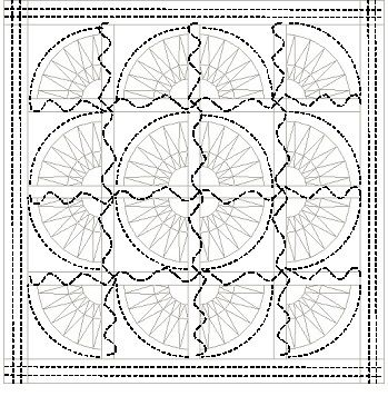 86 best Free-motion and Walking Foot Quilting Ideas images
