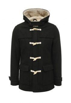 Пальто Selected Homme, цвет: зеленый. Артикул: SE392EMJVX13. Мужская одежда / Верхняя одежда / Пальто