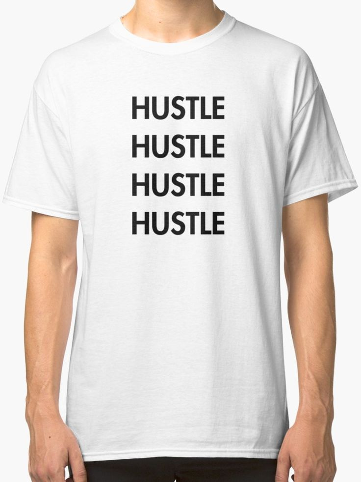 Hustle by 47T-Shirts