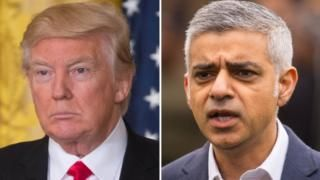 Trump renews feud with London mayor over terror attack - BBC News. Surely even Teresa May will stop being polite to this moronic fake U.S. leader, especially if she wants to win her snap election. An American reader who totally disowns anything Trump has to say and eagerly awaits the end of his dictatorship.