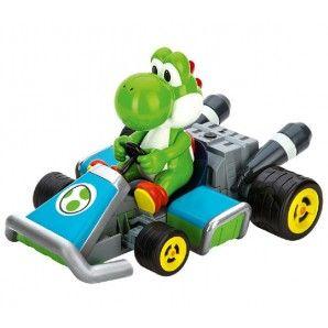 Macchinina radiocomandata - Mario Kart 7 - Yoshi